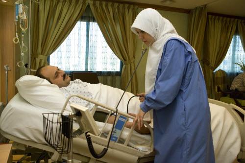 خدمات المريض